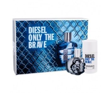 Diesel Only the Brave Giftset 35 ml a deostick Only the Brave 75 ml