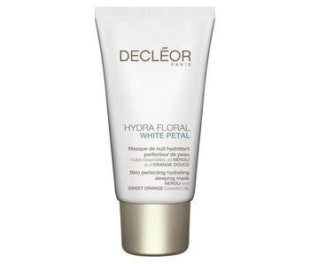 Decleor Hydra Floral White Petal Sleeping Mask Maska Na Noc