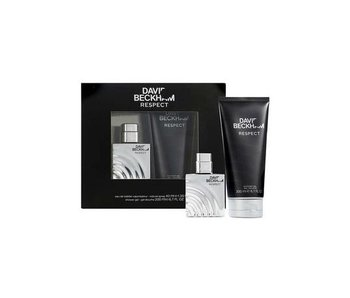David Beckham Respect Giftset 40 ml a Shower gel Respect 200 ml