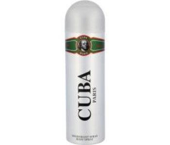 Cuba Original Cuba Green Deo