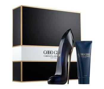 Carolina Herrera Good Girl Giftset Edp Spray 50ml Body Lotion 75ml