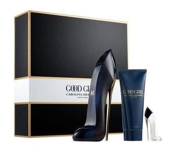 Carolina Herrera Good Girl Giftset Edp Spray 50ml + Body Lotion 75ml + Mini 7ml