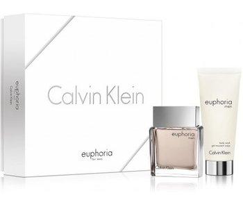 Calvin Klein SET Euphoria Men Edt 50Ml + Shower Gel 100Ml