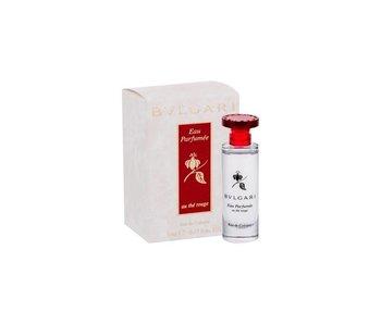 Bvlgari Eau Parfumée au Thé Rouge Miniaturka