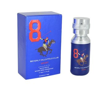 Beverly Hills Polo Club Men Sport Eight
