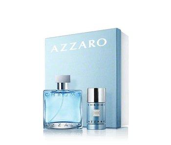 Azzaro SET Chrome Edt 100Ml + Deo 150Ml