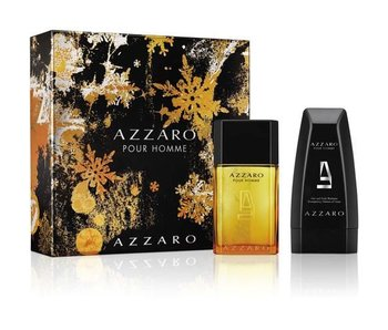 Azzaro Pour Homme Gift Set 100 ml shower gel Pour Homme 150 ml