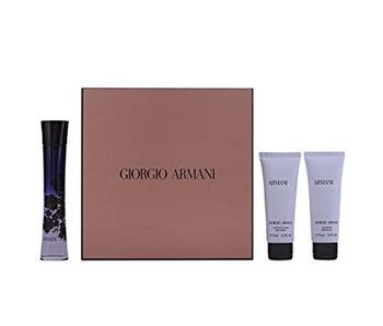 Armani Code for Women Gift Set 75 ml, body lotion Code For Women 75 ml and shower gel Code For Women 75 ml