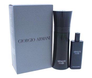 Armani Code for Men Giftset 75 ml a Code for Men 15 ml
