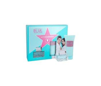 Antonio Banderas Blue Seduction for Women Gift Set 50 ml and Body Lotion Blue Seduction for Women 100 ml