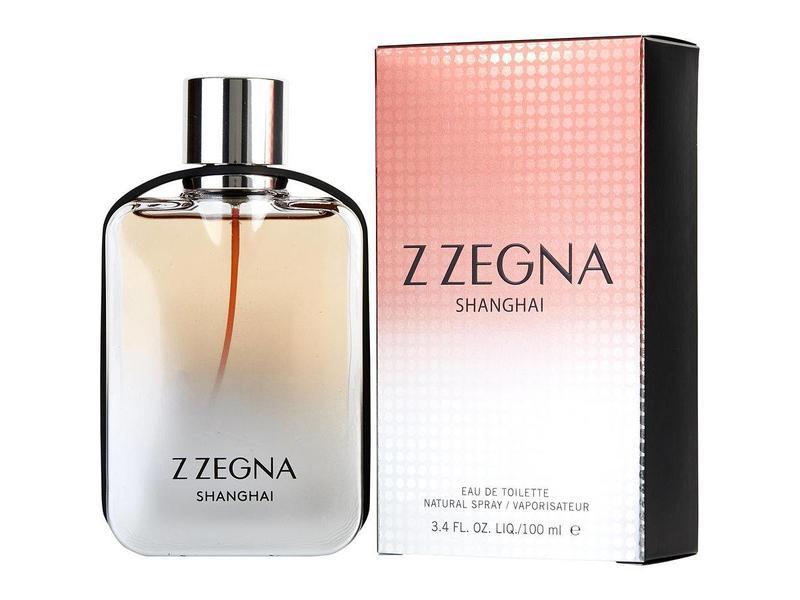 Zegna Z Zegna Shanghai