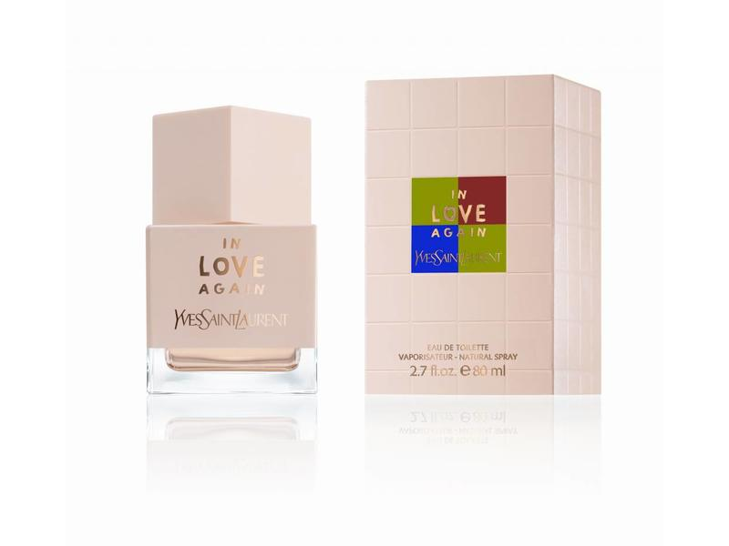 Yves Saint Laurent La Collection In Love Again