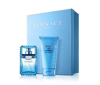 Versace Man Eau Fraiche EDT 100ml Shower Gel Man Eau Fraiche 150 ml