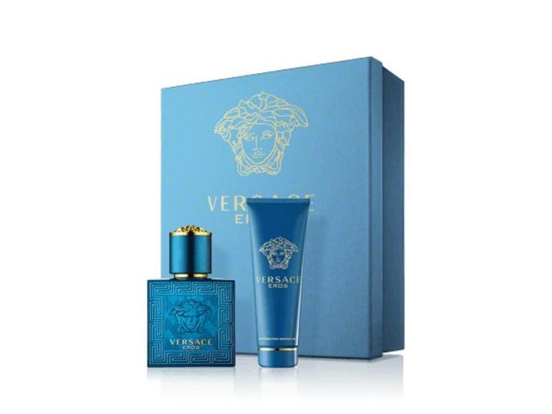 Versace Eros EDT 50 ml Shower Gel Eros 100 ml