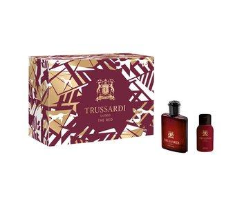 Trussardi Parfums Uomo The Red EDT 50 ml Beard Foam Uomo The Red 30 ml
