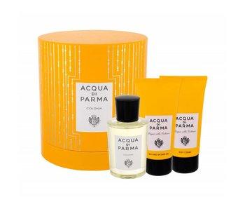 Acqua Di Parma Colonia Gift Set EDC 100 ml, shower gel Colonia 75 ml and body cream Colonia 75 ml