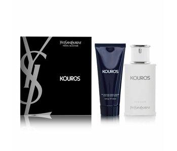 Yves Saint Laurent Kouros Giftset, edt spray 1ml/shower gel 1ml