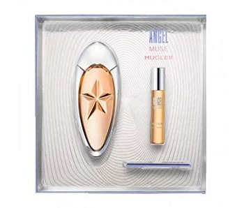 Thierry Mugler Angel Muse Gift Set, Edp Spray 5ml / Edp 9ml