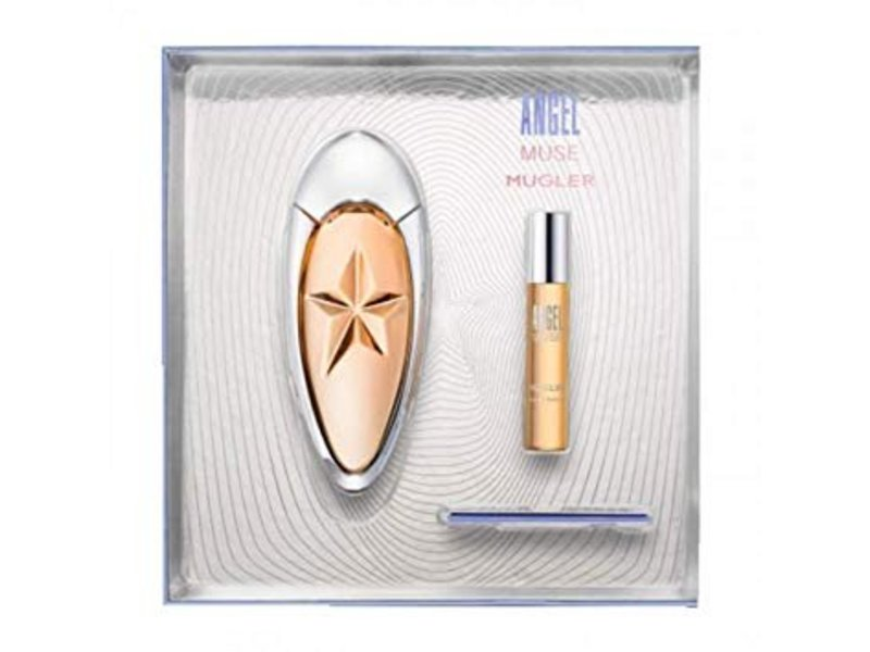 Thierry Mugler Angel Muse Giftset, Edp Spray 5ml / Edp 9ml