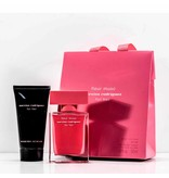 Narciso Rodriguez Fleur Musc For Her Giftset, Edp Spray 3ml/Body Lotion 5ml