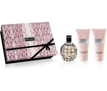 Jimmy Choo Woman Gift Set, Edp Spray 1ml/Body Lotion 1ml/Shower Gel 1ml
