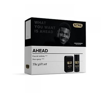Str8 Ahead Gift set EDT 50 ml and deospray Ahead 150 ml