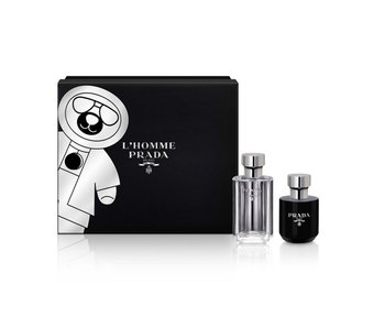 Prada L´Homme EDT 50 ml Shower krém L´Homme 100 ml