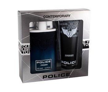 Police Frozen EDT 100 ml Shower gel Frozen 100 ml