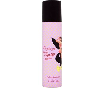 Playboy Play It Pin Up Deodorant