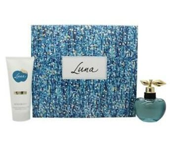 Nina Ricci Luna Gift Set EDT 80 ml and Body Lotion Luna 100 ml