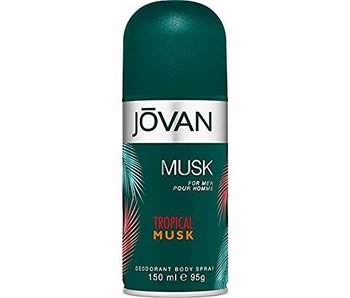 Jovan Tropical Musk for Him Deospray