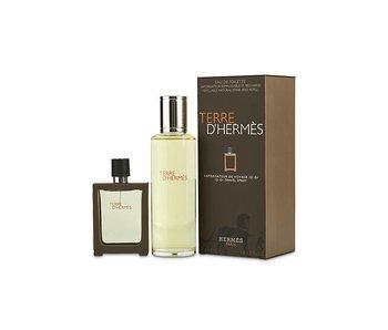 Hermes Terre D'Hermes Gift Set EDT 30 ml and filling Terre D'Hermes 125 ml