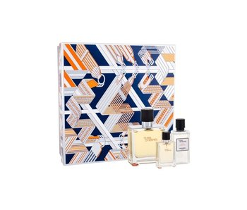 Hermes Terre D´Hermes parfém 75 ml, After Shave ( voda po holení ) 40 ml a parfém 12,5 ml