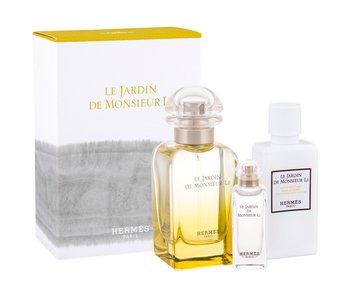 Hermes Le Jardin de Monsieur Li EDT 50 ml, Body Lotion 40 ml a Mini EDT 7,5 ml