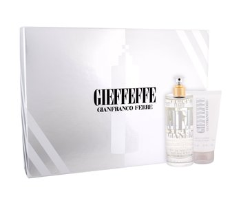 Gianfranco Ferre Gieffeffe EDT 100 ml Shower gel 75 ml