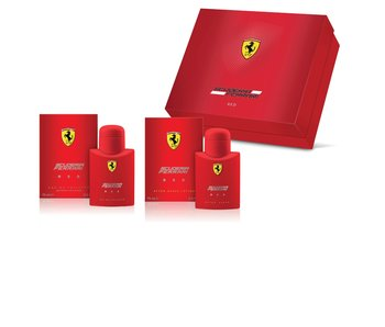 Ferrari Ferrari Scuderia Red Gift Set EDT 75 ml and After Shave Ferrari Scuderia Red 75 ml
