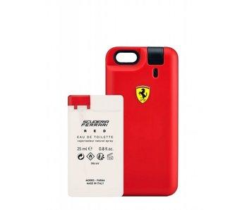 Ferrari Ferrari Scuderia Red EDT 25 ml a pouzdro na Iphone 6