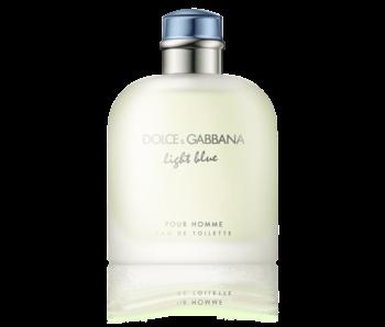 Dolce & Gabbana Light Blue pour Homme ( exclusive light blue )