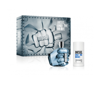 Diesel Only the Brave Gift Set EDT 125 ml and deostick Only the Brave 75 ml
