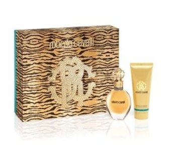 Cavalli Roberto Roberto Cavalli Gift Set EDP 30 ml shower gel and 75 ml Roberto Cavalli
