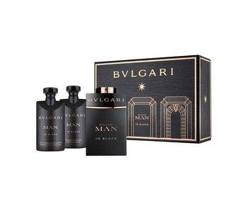 Bvlgari Bvlgari Man in Black Gift Set EDP 60 ml, Bvlgari Man in Black after shave balm 40 ml and Bvlgari Man in Black Shower Gel 40 ml