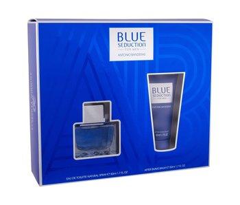 Antonio Banderas Blue Seduction For Men EDT 50 ml a After Shave Balsam ( balzám po holení ) 50 ml
