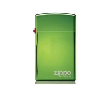 Zippo Pour Homme green refillable