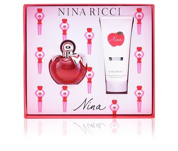 Nina Ricci Nina EDT 80ml + BODY LOTION