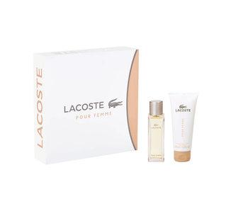 Lacoste Pour Femme EDP 50ml + BODY LOTION