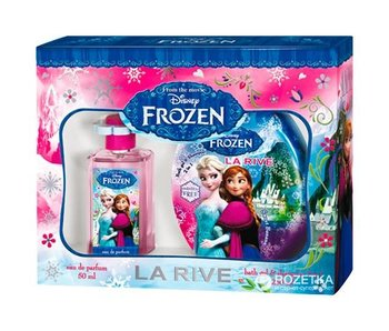 La Rive Disney Frozen EDP 50ml + Bath Gel & Shampoo
