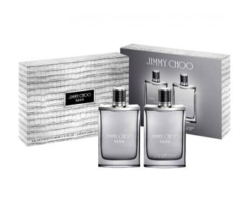Jimmy Choo EDT + Aftershave Lotion
