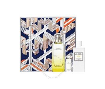 Hermes Le Jardin De Monsieur Li EDT 100ml + BODY LOTION 80ml + Mini'sE EDT 7,