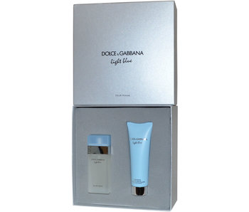 Dolce & Gabanna DOLCE&GABBANA Light Blue Woman EDT 25ml + BODY CREAM