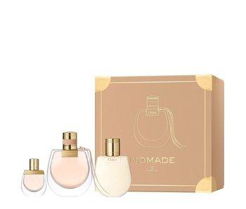 Chloe Nomade EDP SET 75 ml, Nomade EDP 5 ml mini + Nomade 100 ml body lotion